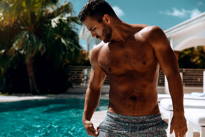 Max Sauer - CGM Model Management - Miami Beach Nina Danninger