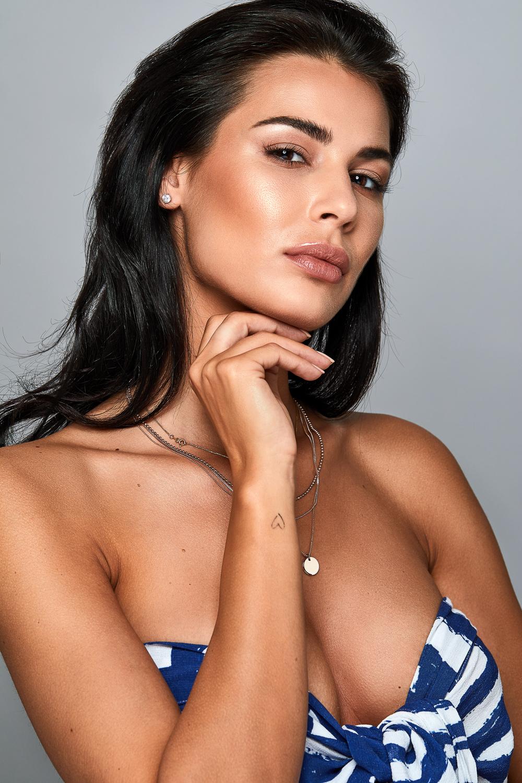 Fashion Beauty Portrait Sanela Velagic - Nina Danninger Photography