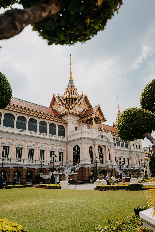 Grand Palace in Bangkok Thailand / Nina Danninger Photography