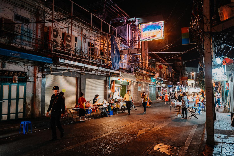 China Town in Bangkok Thailand / Nina Danninger Photography