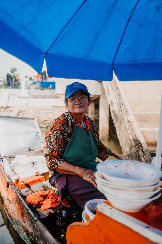 Bootstour auf dem Chao Phraya in Bangkok Thailand / Nina Danninger Photography