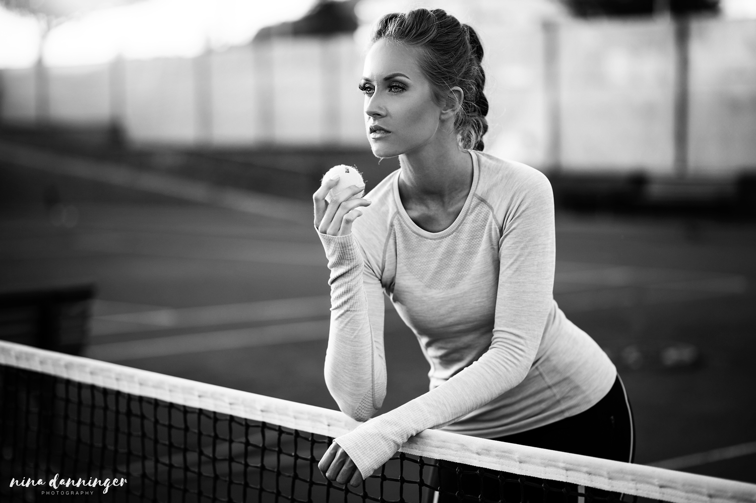 Sport Fashion Shooting Portrait