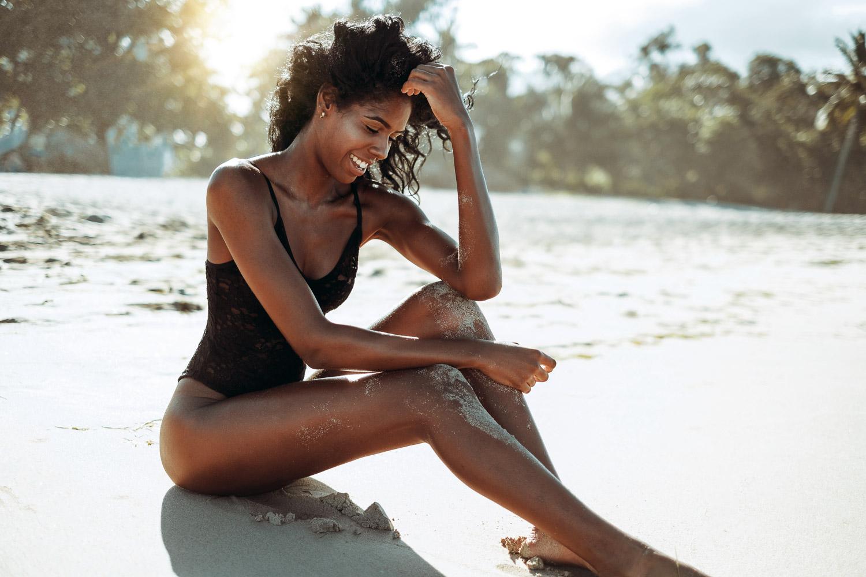 Beachphotography Bikinishooting Dominikanische Republik Nina Danninger Photography