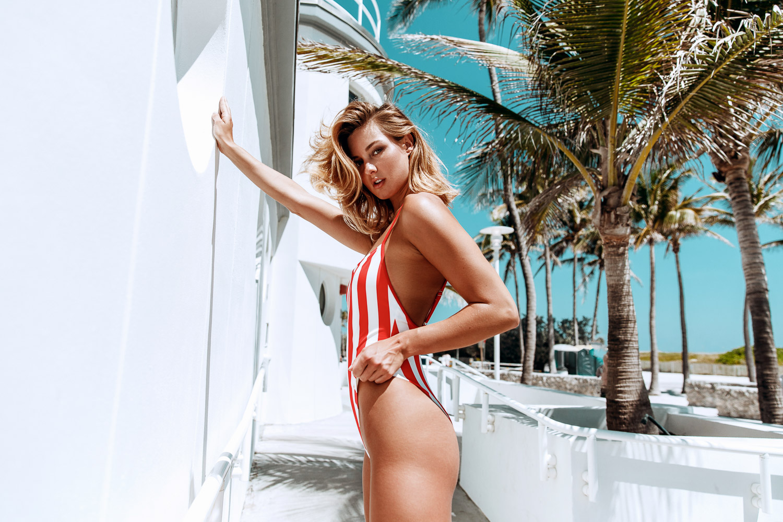 Victoria W. CGM Model Management - Miami Beach