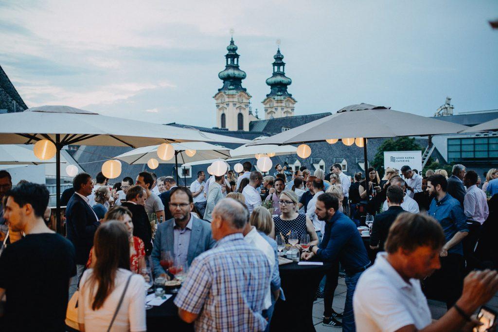 epunkt Büroeröffnungsfeier Eventfotografie Nina Danninger