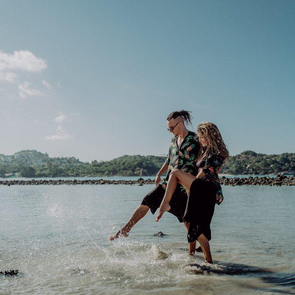 © Nina Danninger / www.ninadanninger.com Couple Shooting Kho Samui Thailand