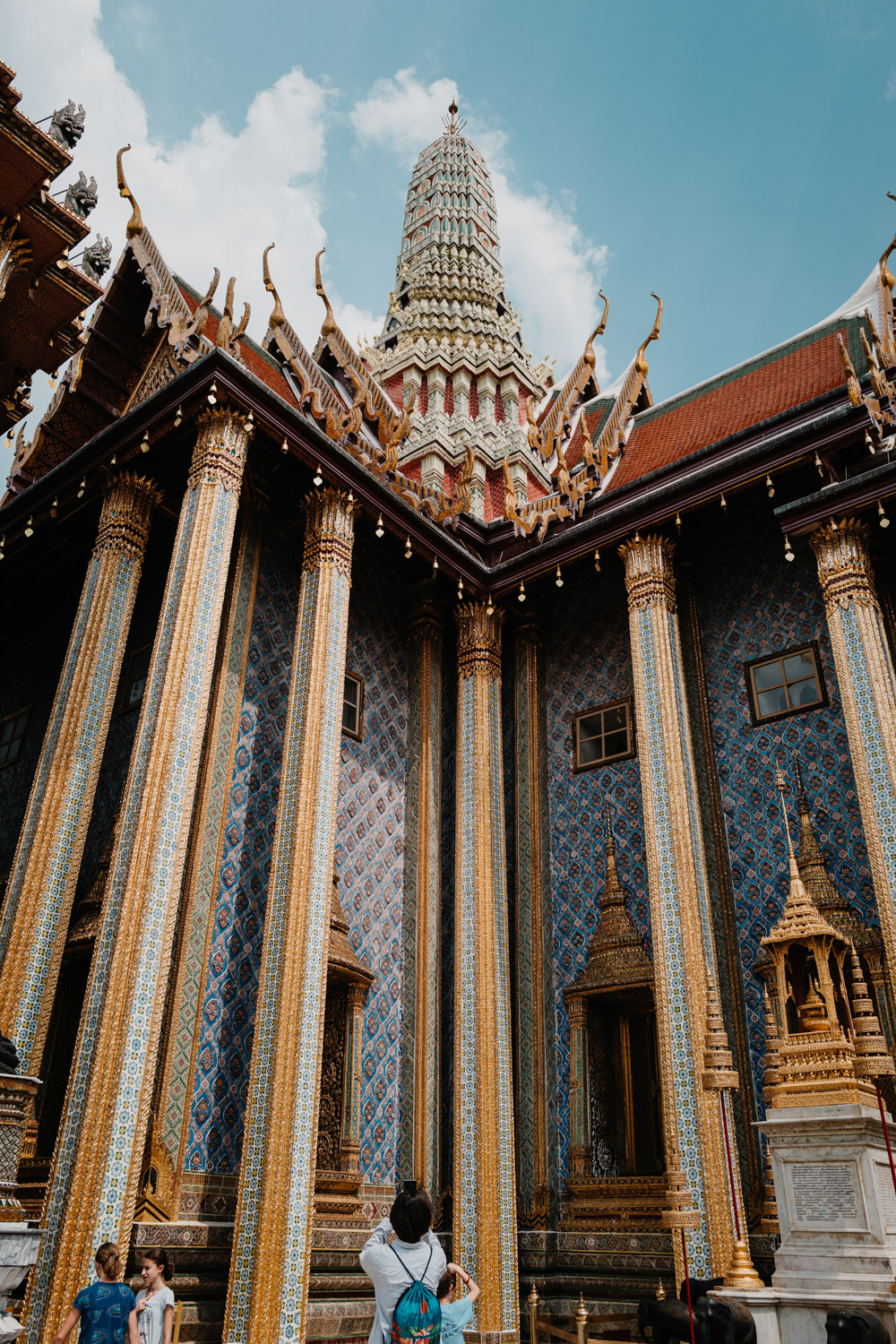 Grand Palace in Bangkok Thailand / Nina Danninger Photography