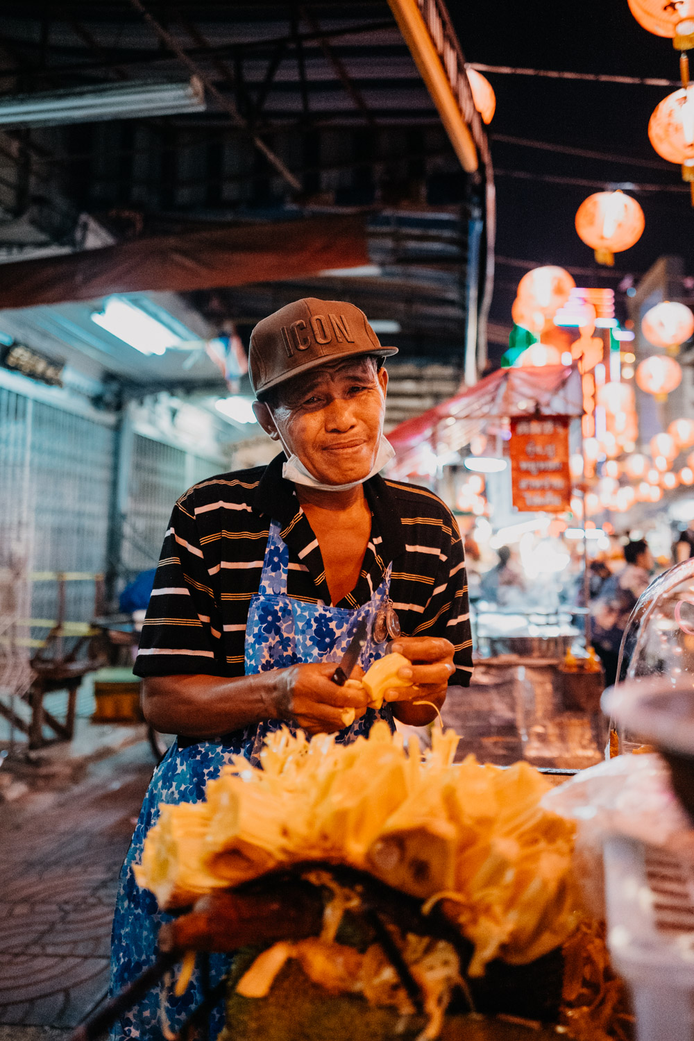 China Town in Bangkok Thailand / Nina Danninger Photography